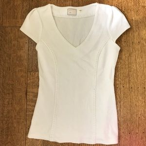 Anthropologie XS Great Condition Top